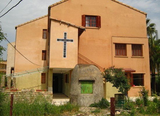 Two Churches in Algeria reopened